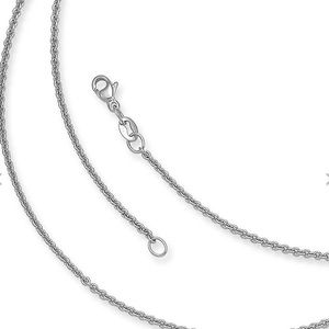 """James Avery light cable chain 20"""""""